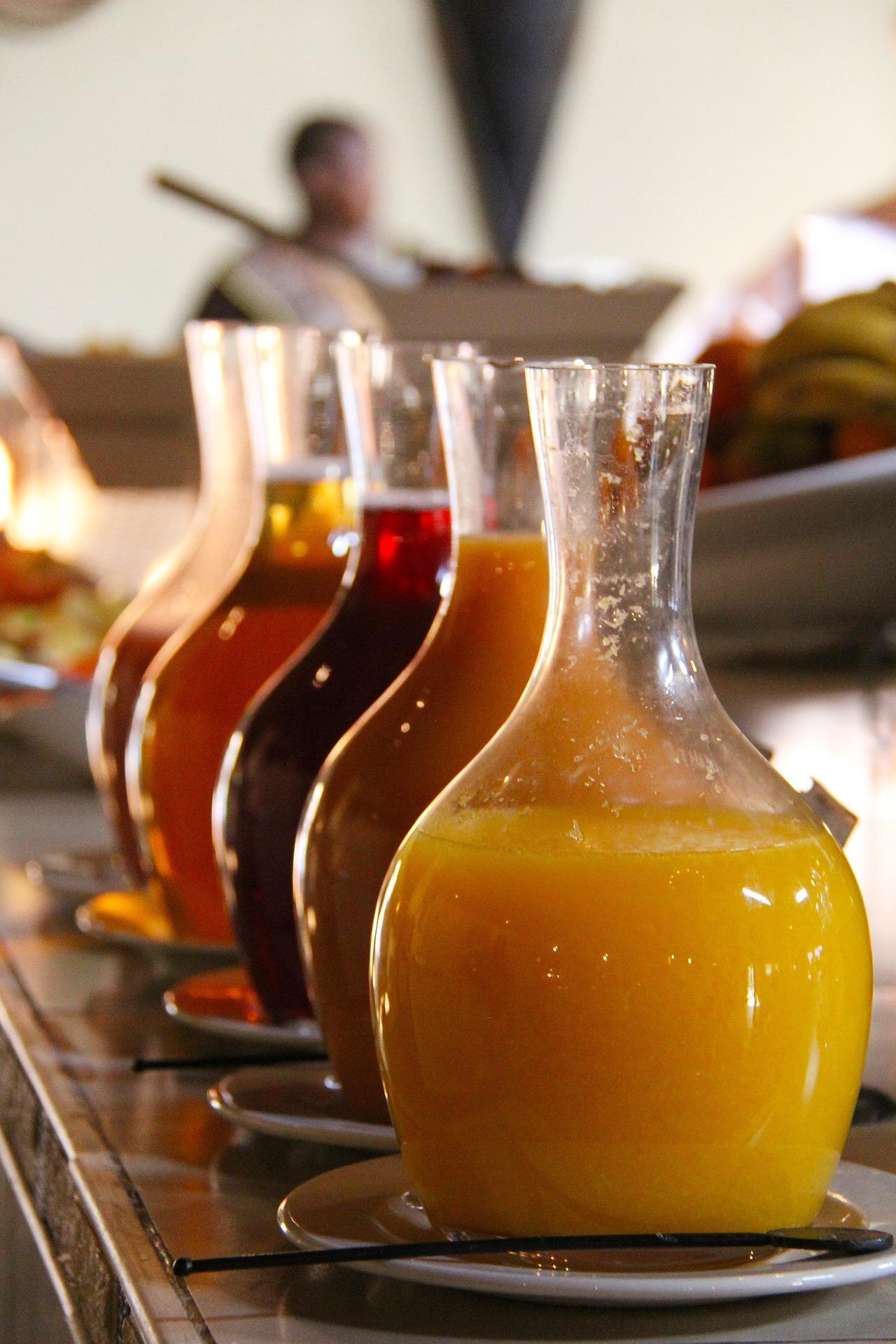 Vinaigre pulpe de fruit